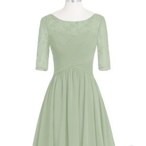 "Azazie ""Hattie"" dress"
